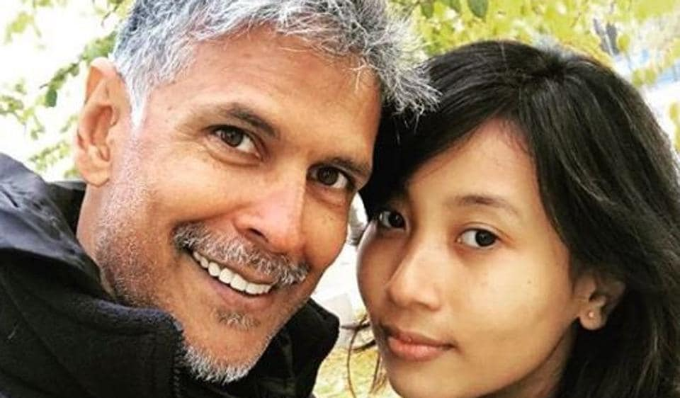 Milind Soman and Ankita Konwar got married earlier this month.