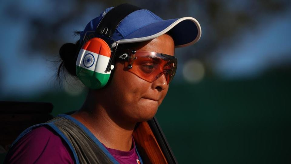 Shreyasi SIngh was the only member of the Indian shotgun team to get a gold medal at the 2018 Commonwealth Games.