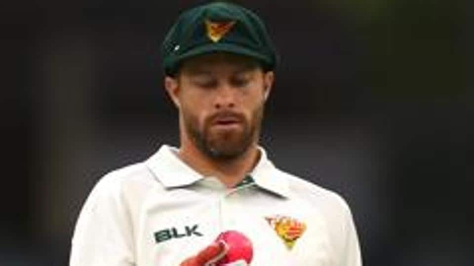 Matthew Wade has played 22 Tests for Australia.