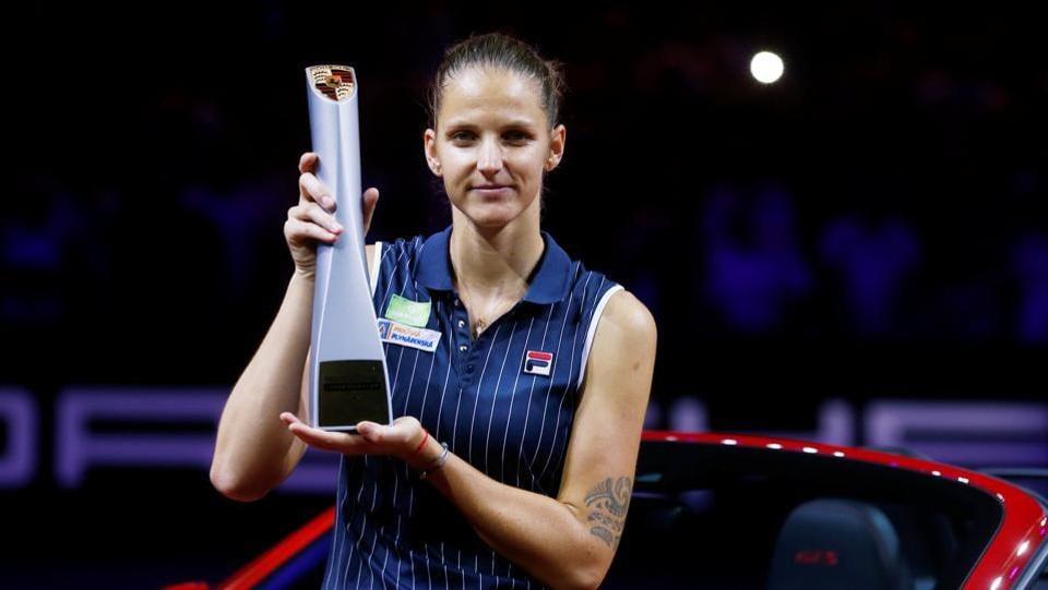 Karolina Pliskova,Prague Open,tennis