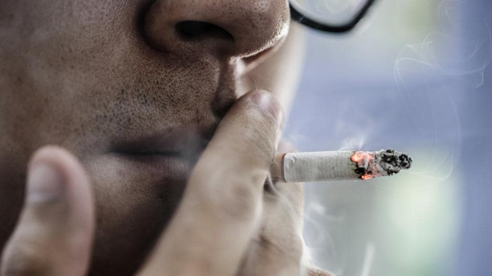 Smoking could increase your risk of irregular heartbeat.