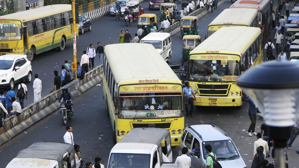 A private bus conductor was shot dead outside his home in outer Delhi, allegedly following a two-year-long quarrel over picking passengers.