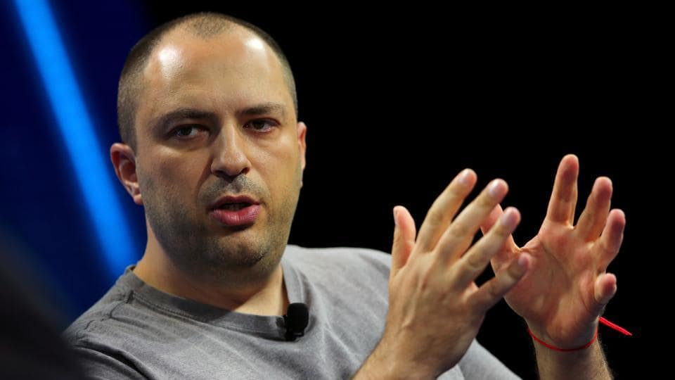 Jan Koum, co-founder and CEO of WhatsApp confirmed in a Facebook post Monday afternoon that he was leaving the company.