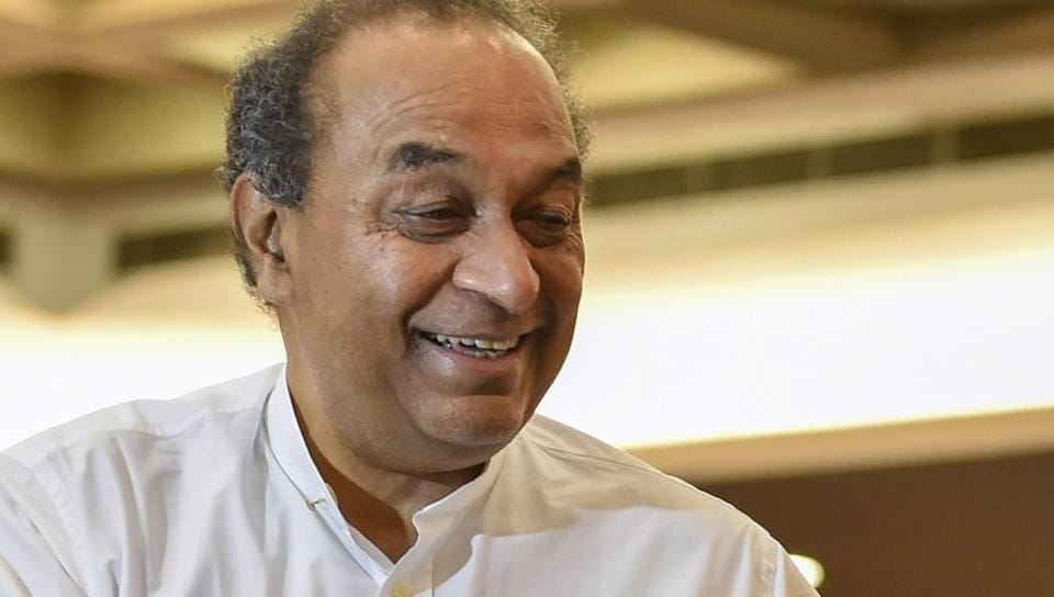 Former Attorney General of India Mukul Rohatgi