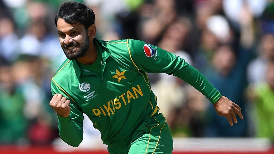 Mohammed Hafeez was cleared by the ICCafter they launched an investigation into his bowling action.