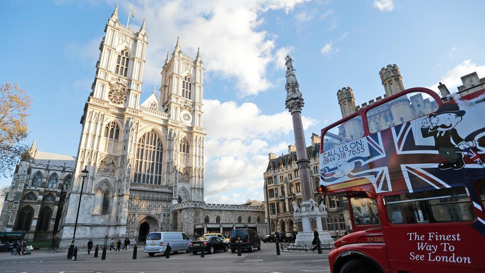 Westminster Abbey in London is packed with modern royal history.