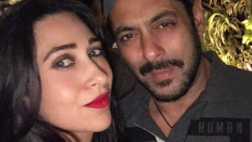 Karisma Kapoor and Salman Khan have worked in movies like Biwi No.1 and Judwaa.
