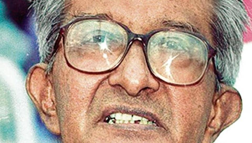Ashok Mitra (1928-2018).