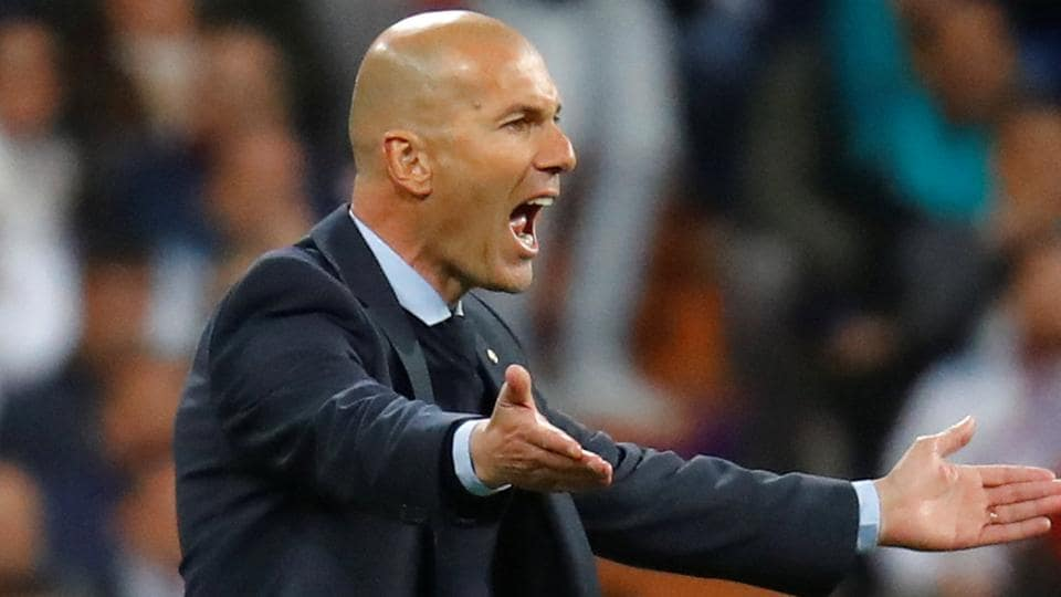 Real Madrid coach could be in elite company of men who have won three Champions League titles.