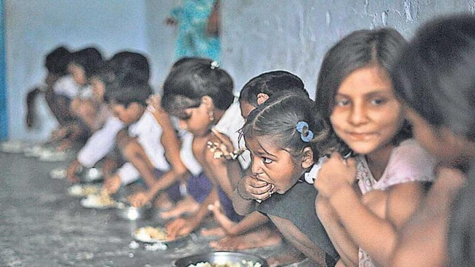 The Integrated Child Development Services programme  was introduced in 1975.  But more than four decades after being backed by a legal entitlement, its task is largely unfinished. It has to contend with India's reputation of being home to the largest number of malnourished children in the world.