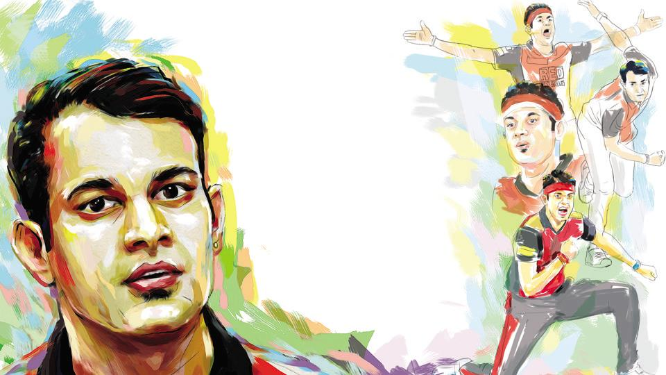 Siddarth Kaul has taken 11 wickets in 8 matches for Sunrisers Hyderabad in the Indian Premier League (IPL)2018, the second highest wicket taker after medium pacer Trent Boult.