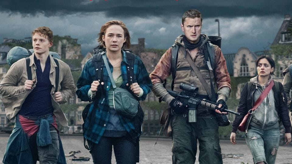 The Rain is the first Danish original series from Netflix.