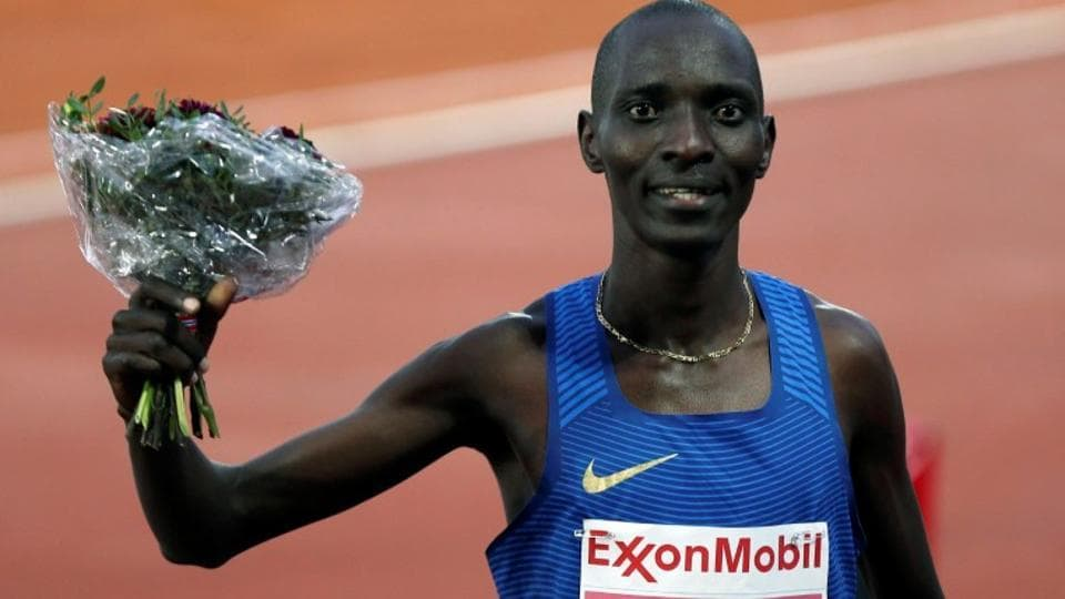 Olympic 1500m champion Asbel Kiprop denies doping after positive