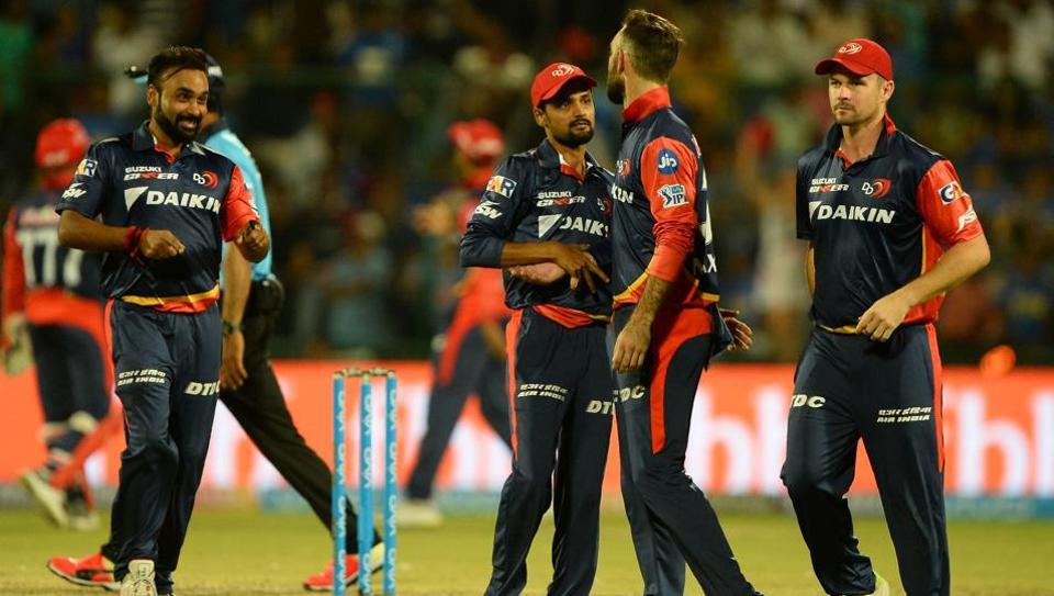 Delhi Daredevils beat Rajasthan Royals at The Feroz Shah Kotla Cricket Stadium in an Indian Premier League (IPL) 2018 game at New Delhi on May 2, 2018.  (AFP)