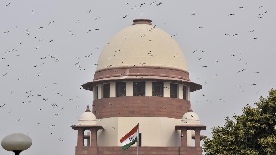"The Supreme Court on Thursday asked the Karnataka government to release at least 4 TMC of Cauvery water to Tamil Nadu and warned it of ""serious consequences"" if it fails to follow orders. (Sonu Mehta / HT File)"