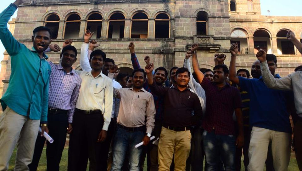 PhD students of SPPU say that the system has made a mockery of their education and choices.