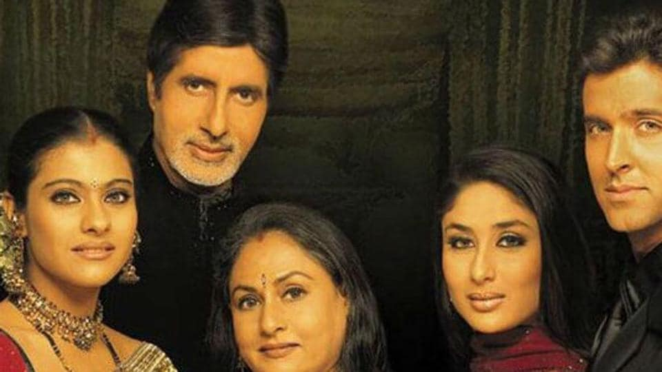 Kabhi Khushi Kabhie Gham will be remade into a TV show.