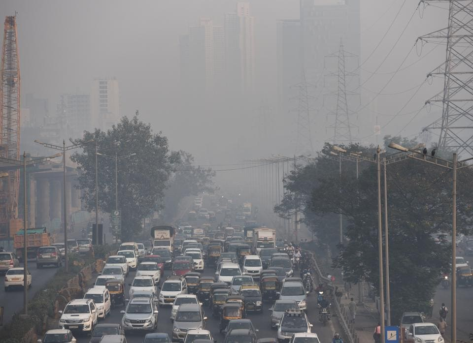Air and Water Pollution Case Study - Mumbai, India ...