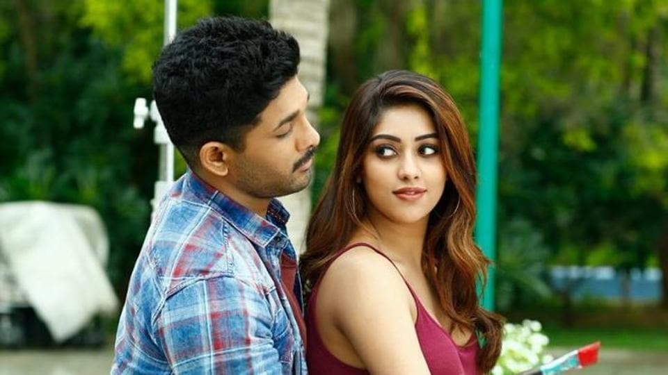 Naa Peru Surya, which released on Friday worldwide, stars AlluArjun playing an army officer with anger issues.