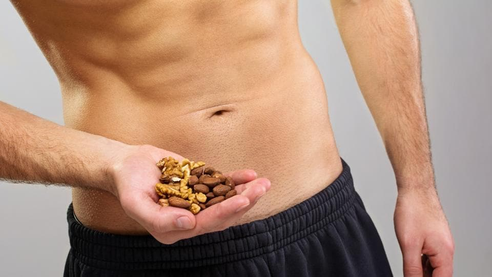 Consumption of walnuts can lead to better gut health.