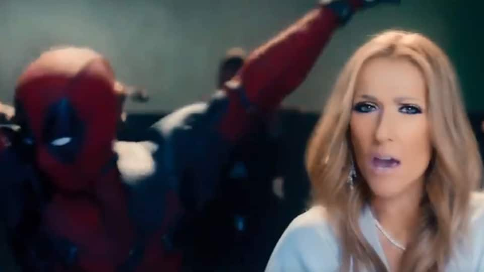 Celine Dion and Diplo headline a star-studded Deadpool 2 soundtrack