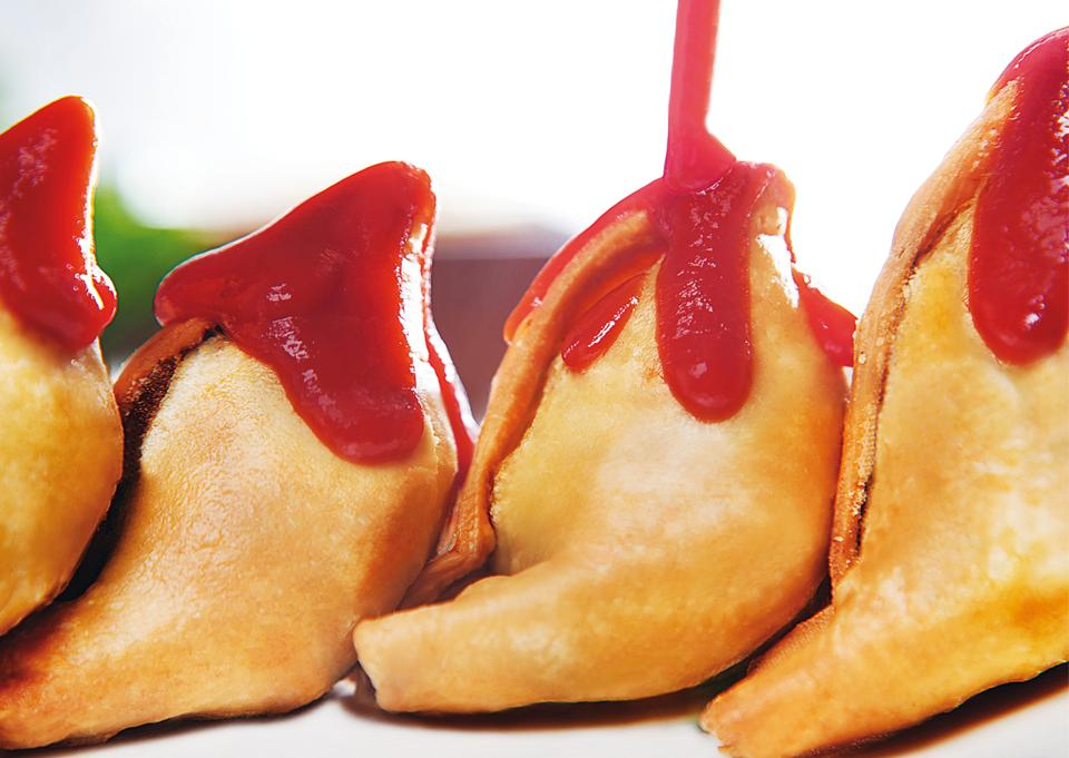 Indians want a ketchup they can eat with samosas