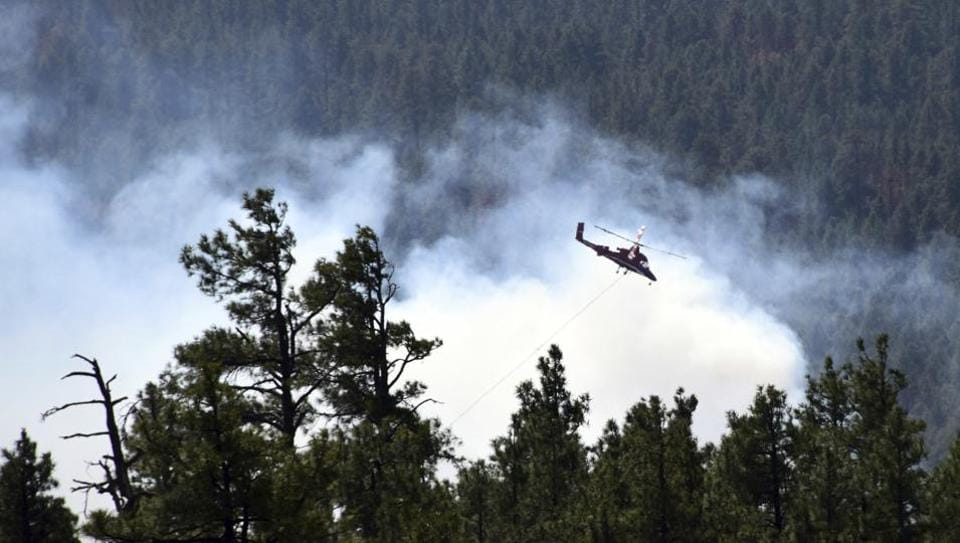 Arizona wildfire still blazing, destroyed 30 homes, 17 other structures