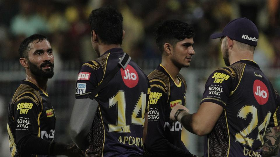 Kolkata Knight Riders beat Chennai Super Kings by six wickets to solidify top four spot in Indian Premier League. (AP)