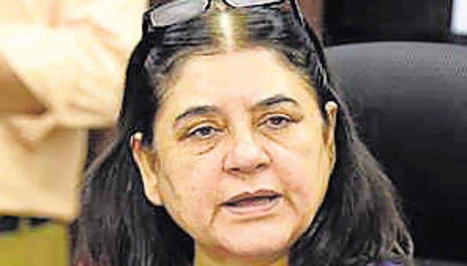 Maneka Gandhi mentioned in the letter that despite orders of state forest minister Harak Singh Rawat, the department failed to conduct a transparent investigation into the incident.