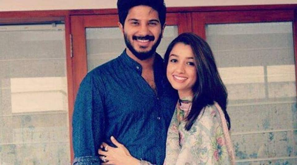 Dulquer Salmaan and Amaal's daughter Maryam turned one year old on Saturday.