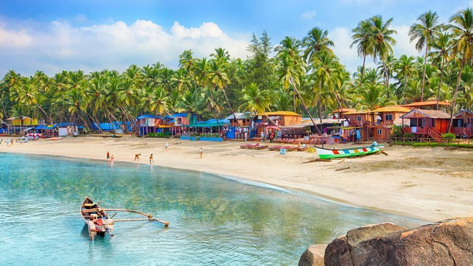Goa is one of the country's top beach tourism destinations and attracts more than six million tourists every year.