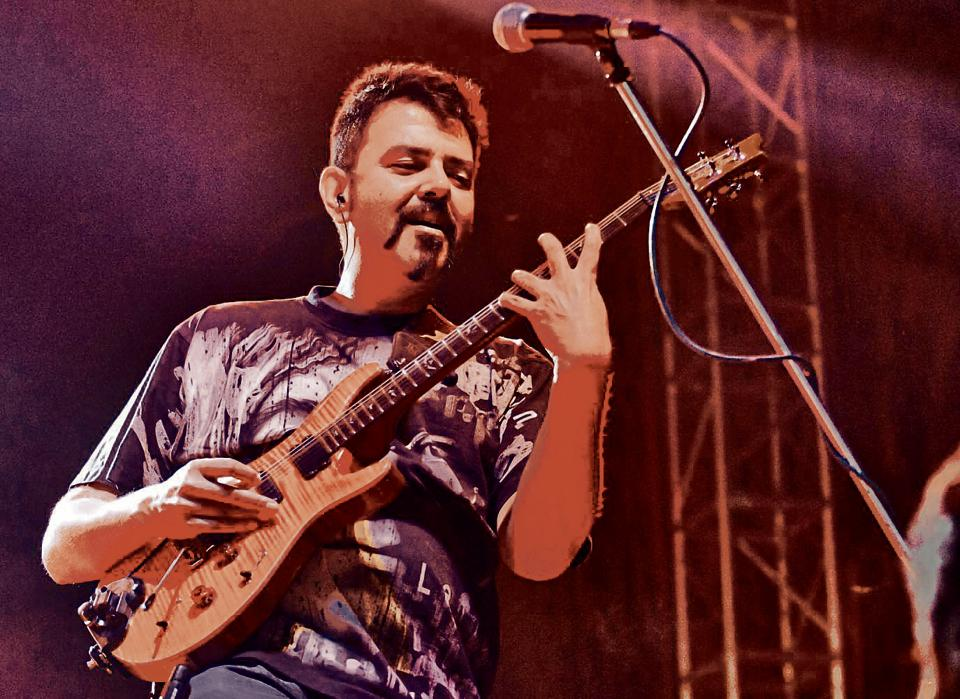Kaustubh Dhavale, aka Koco, of the rock band Agnee talks about Pune, the band and more