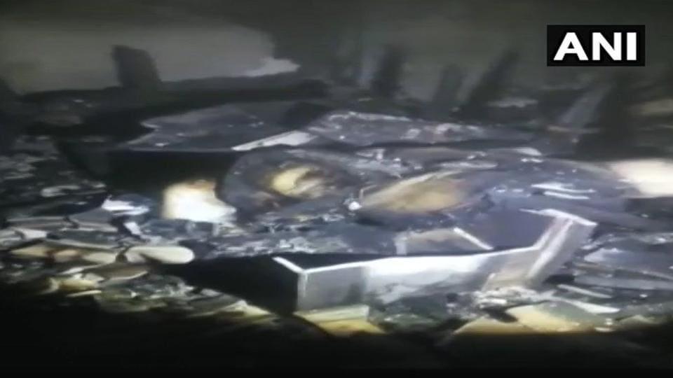 4 killed in two fires in Delhi