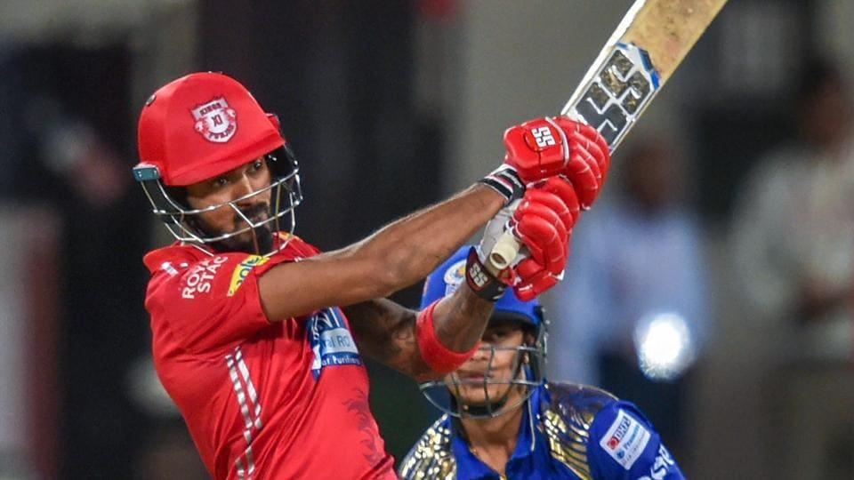 KL Rahul has scored 292 runs for Kings XI Punjab in IPL 2018.