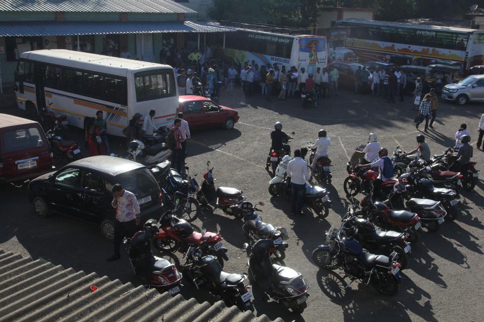 Mumbai,Mumbai RTO,Morth