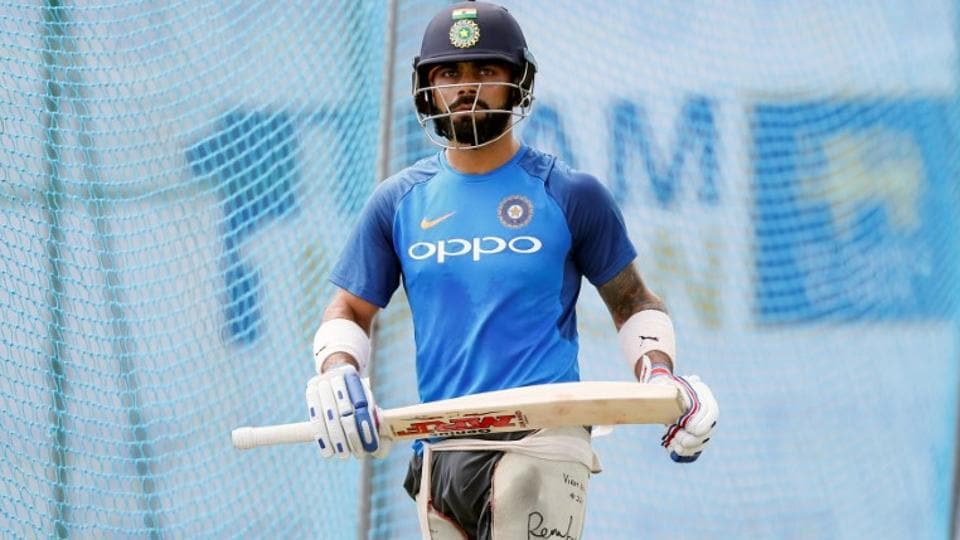 Virat Kohli had a wretched tour of England in 2014, averaging a paltry 13.5 in five Tests.