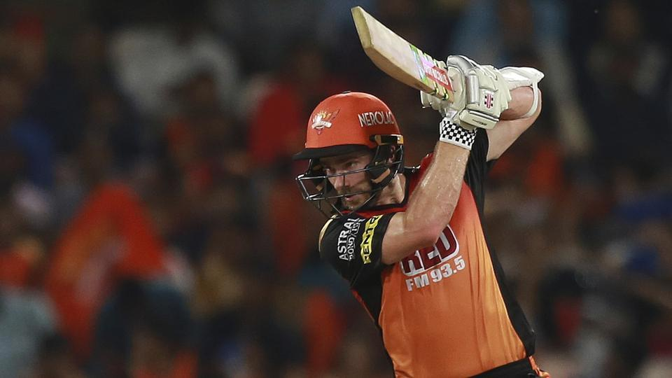 Sunrisers Hyderabad player Kane Williamson bats against Delhi Daredevils.  (AP)