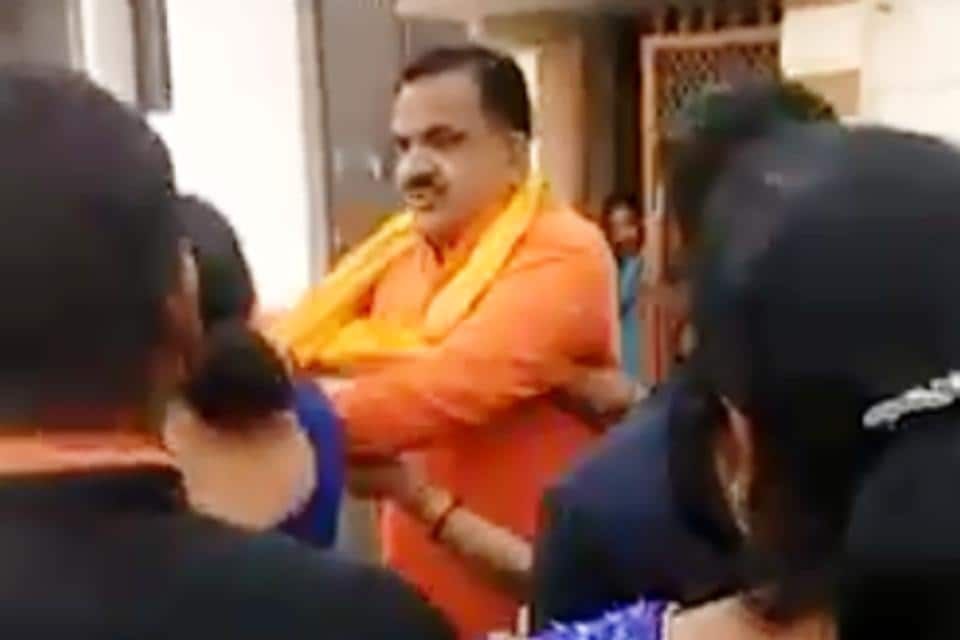 Rudrapur BJP MLA Raj Kumar Thukral has courted controversy many times for his remarks.