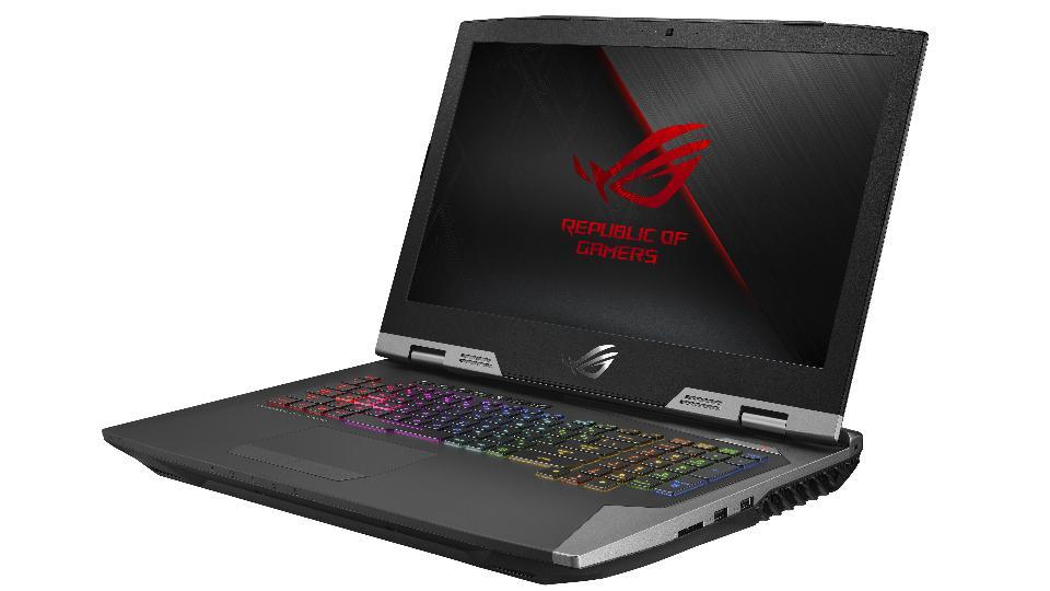 Asus ROG G703  is priced at Rs 4,99,990.