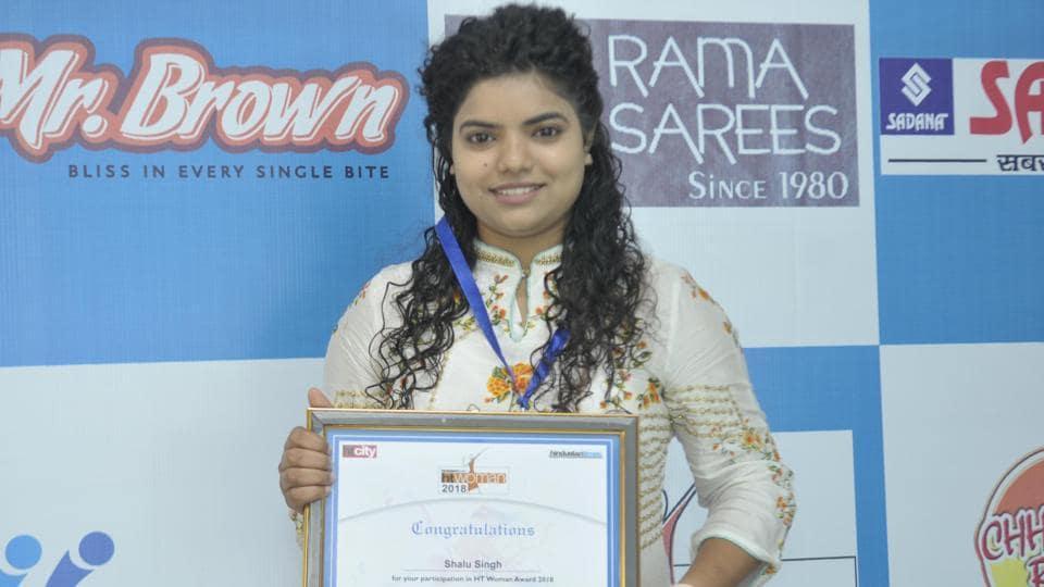 Shalu Singh,HT Woman Award,HT Young Society Leader Award