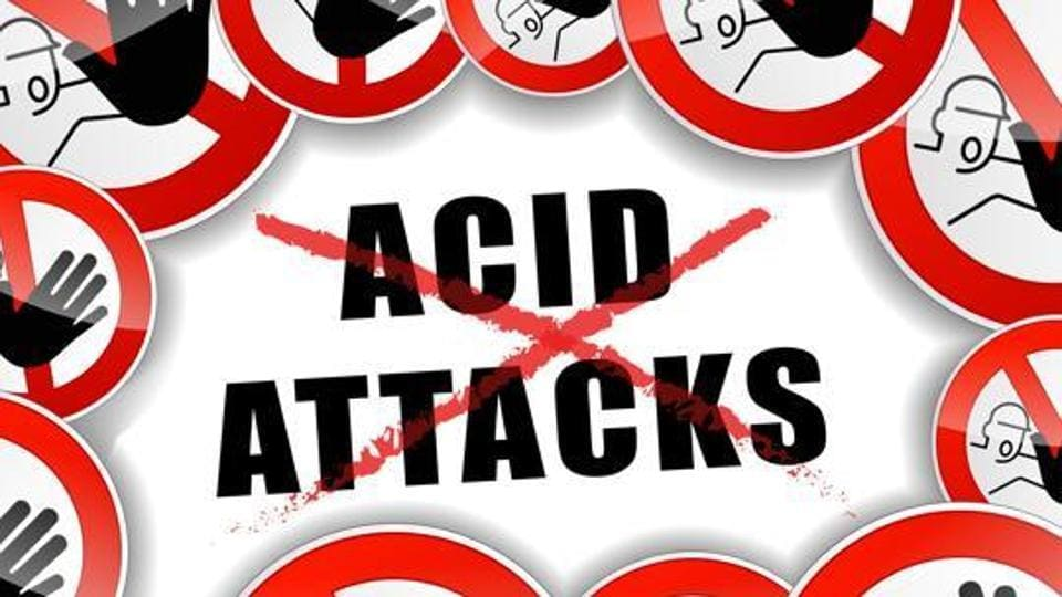 Police are yet to nab any of the men involved in throwing acid on passersby.