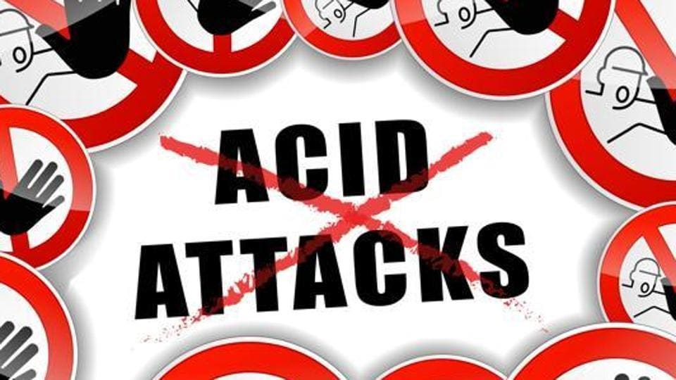 The incident took place between 9pm and 9:30pm along Panditia Road in Kolkata where unidentified men threw acid bulbs at passersby.