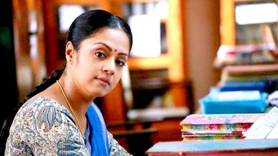 36 Vayadhinile was directed by Rosshan Andrews and starred Jyothika in the lead role.