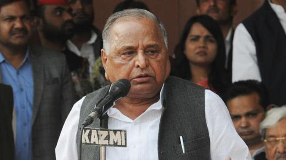 Mulayam Singh Yadav of the Samajwadi Party is among the former-CMs of Uttar Pradesh who will have to vacate their government-owned bungalows following the Supreme Court order.