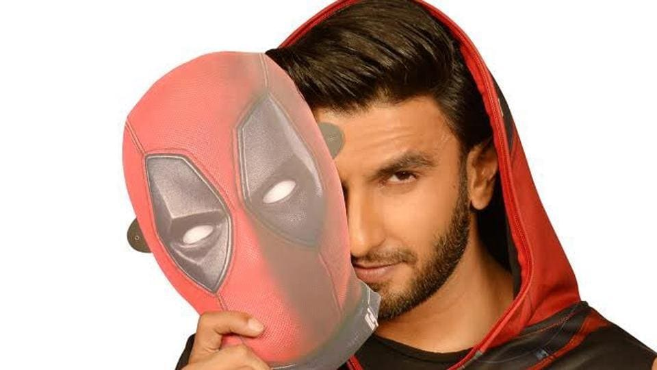 Ranveer Singh matches Ryan Reynolds' maximum effort in Deadpool 2 Hindi trailer