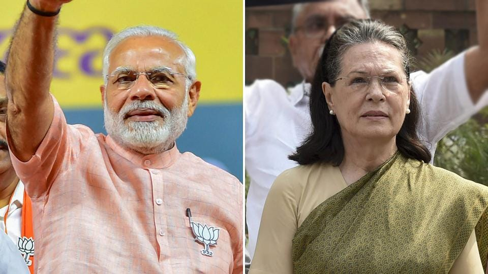 Sonia Gandhi's rally in Vijayapura in north Karnataka, where Lingayats wield considerable electoral influence, was seen as an attempt to reach out to the community, which has traditionally backed the BJP.