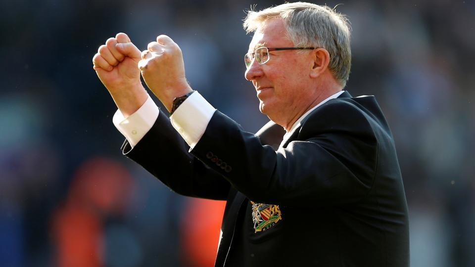 Multiple media reports in Britain say that former Manchester United manager Sir Alex Ferguson is out of a coma and showing promising early signs of recovery following the haemorrhage on Saturday.