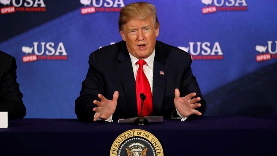 Donald Trump,Iran nuclear deal,Emmanuel Macron
