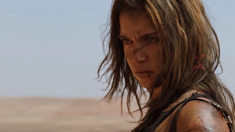 Matilda Lutz stars in Revenge.