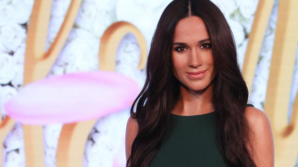 Meghan Markle's waxwork unveiled at Madame Tussauds ahead of the